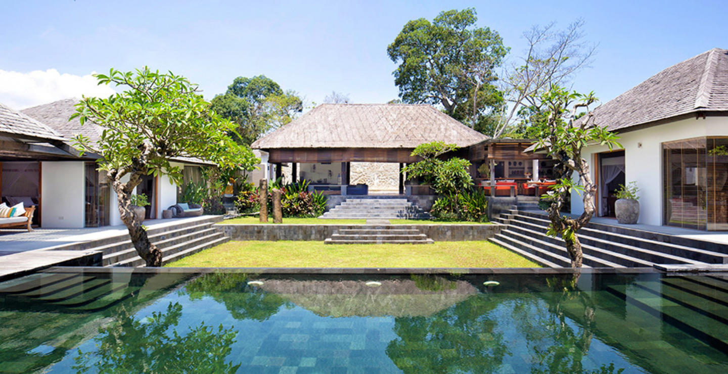 Imagine Renting Your Own 5 Star Villa in Bali, ... Slide-1