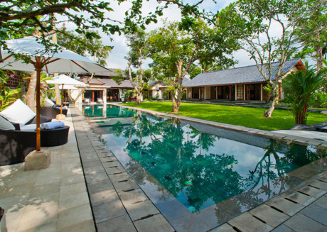 Rent Your Dream Villa in One of Ubud most Exclusive Areas, Bali Villa 1000