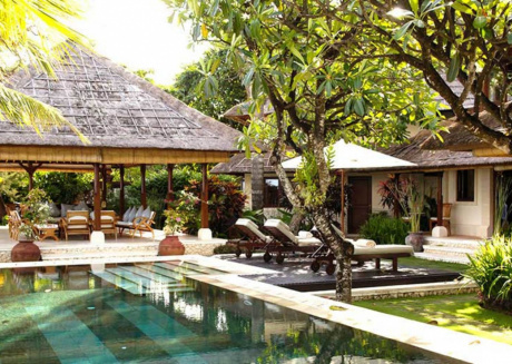 Imagine Your Family Renting This Luxury Balinese Style Villa, Bali Villa 1005