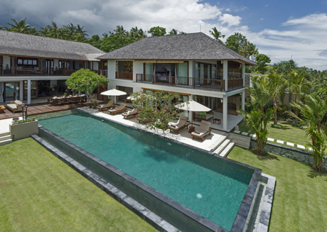 You Will Love This Luxury 4 Bedroom Villa with Private Pool in Candidasa, Bali Villa 1030