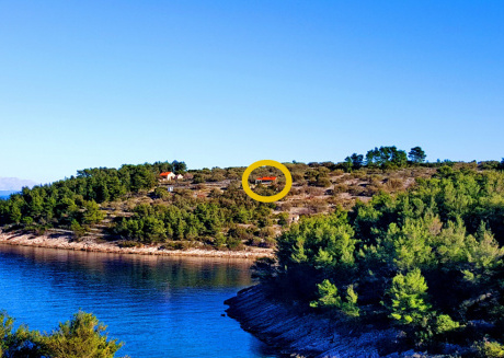Cozy country house in Vela Luka with Parking, Internet, Garden, Terrace