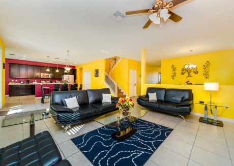 Spacious house in Kissimmee with Parking, Internet, Washing machine, Air conditioning