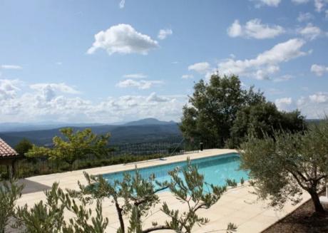 Cozy villa close to the center of Villecroze with Parking, Washing machine, Pool, Garden