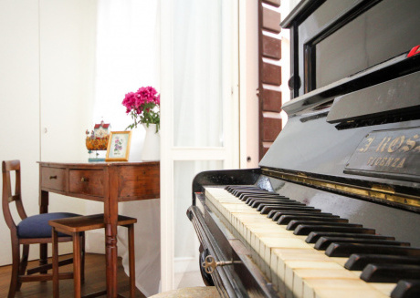 Cozy apartment in the center of Padua with Internet, Air conditioning