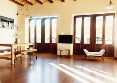 Cozy apartment in the center of Valencia with Lift, Internet, Washing machine, Air conditioning