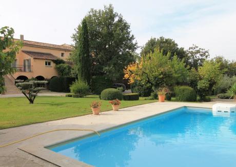 Cozy villa in Venasque with Parking, Internet, Washing machine, Garden