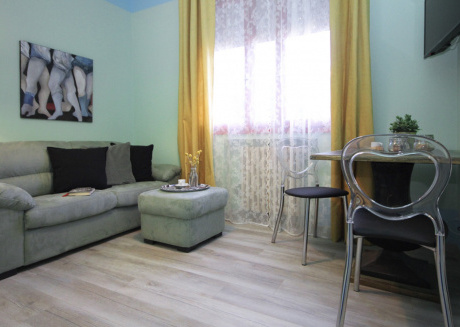 Cozy apartment very close to the centre of Padua with Parking, Internet