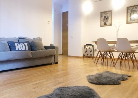 Cozy apartment in the center of Valencia with Lift, Washing machine, Air conditioning