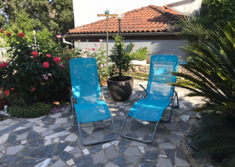 Cozy apartment in the center of Lovran with Parking, Internet, Washing machine, Air conditioning