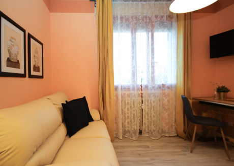 Cozy apartment very close to the centre of Padua with Parking, Internet, Air conditioning