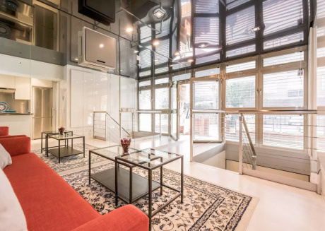 Cozy apartment in Madrid with Internet, Washing machine, Air conditioning