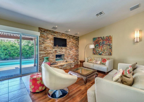 Cozy house in Cathedral City with Air conditioning, Pool