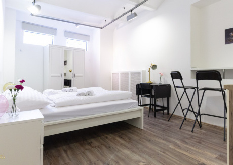Cozy apartment in the center of Vienna with Internet, Air conditioning