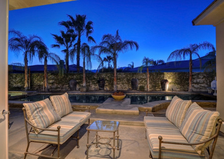 Cozy house in Rancho Mirage with Internet, Air conditioning, Pool