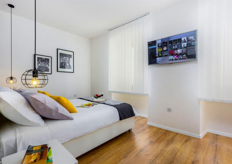 Cozy apartment in the center of Rijeka with Internet, Air conditioning
