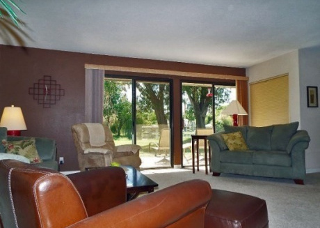 Cozy house close to the center of Cathedral City with Air conditioning, Pool