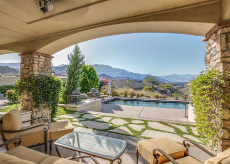 Cozy house in Rancho Mirage with Air conditioning, Pool