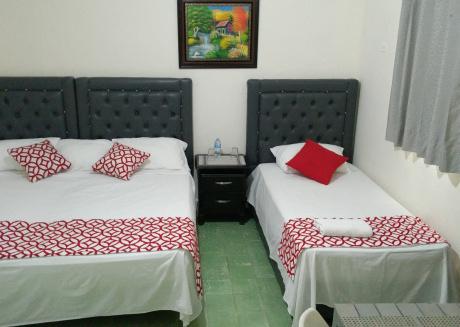 Hostal Arboleda, Zona Colonial, Santo Domingo.
