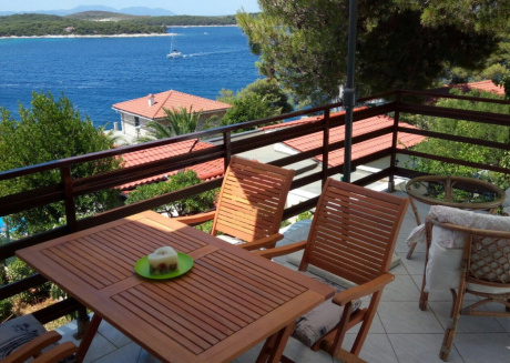 Cozy apartment in the center of Hvar with Parking, Internet, Air conditioning, Terrace