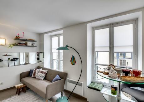 Cozy apartment close to the center of Paris with Internet