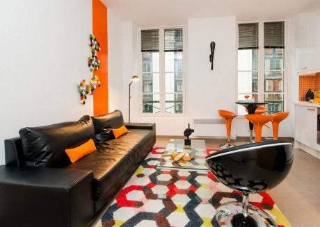 Cozy apartment close to the center of Paris