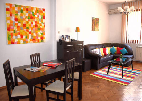 Buzludza 58 Apartment For Rent In Sofia