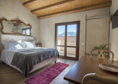 Conte Federico Rooftop Studio with balcony