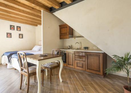 Conte Federico Studio Apartment