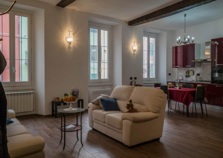 Spacious apartment in the center of Vernazza with Internet, Washing machine, Air conditioning
