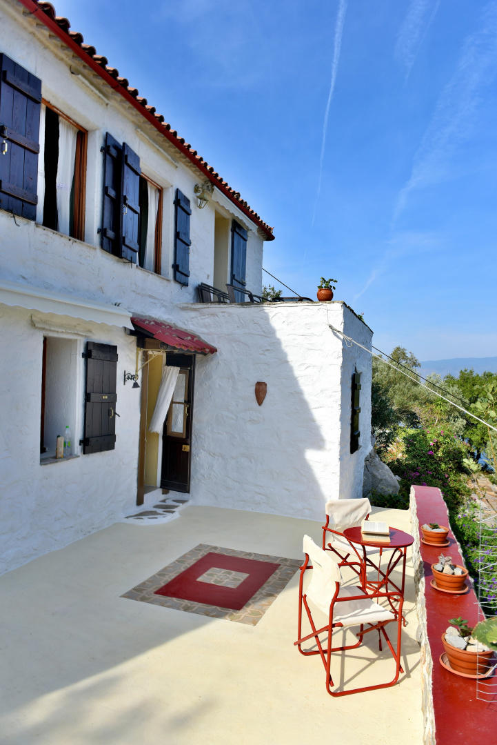 Spacious house in Idra with Internet, Washing m... Slide-3