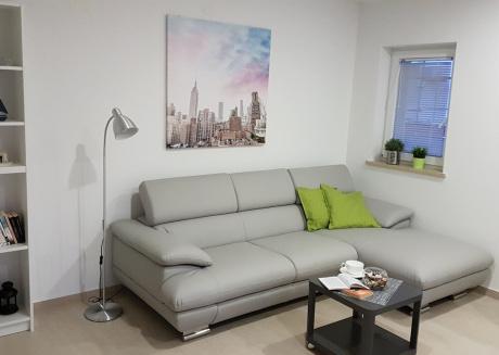 Cozy apartment close to the center of Poreč with Internet, Balcony, Terrace