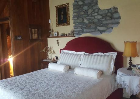 Spacious apartment in Antey-Saint-Andrè with Washing machine, Balcony, Garden, Terrace