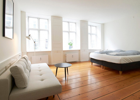 Spacious apartment in the center of Copenhagen with Internet, Washing machine