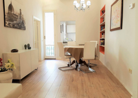 Spacious apartment in the center of Florence with Internet, Washing machine
