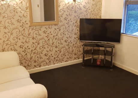 Cozy apartment very close to the centre of Blackpool with Internet