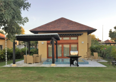 Spacious house in Punta Cana with Internet, Washing machine, Pool, Garden