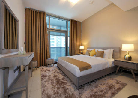 Metro access at footstep & a cozy home in JLT