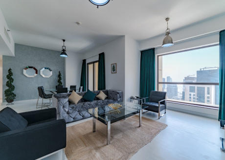 Marina view Apartment in JBR