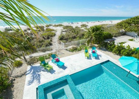 Beachfront Paradise