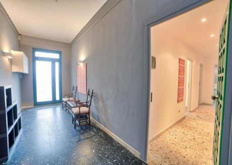Cozy house in the center of Olbia with Washing machine, Air conditioning, Terrace