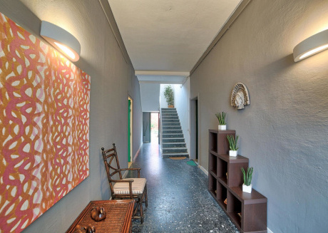 Cozy house in the center of Olbia with Air conditioning, Garden