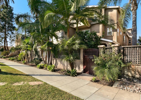 Spacious aparthotel in San Diego with Parking, Internet, Washing machine, Air conditioning