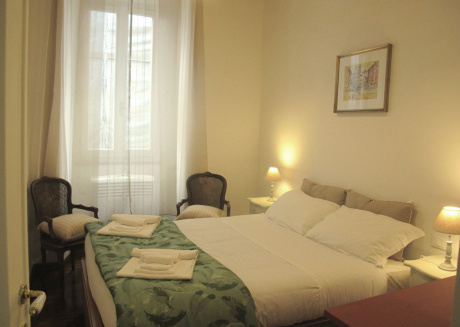 Cozy apartment in the center of Rome with Internet, Washing machine, Air conditioning