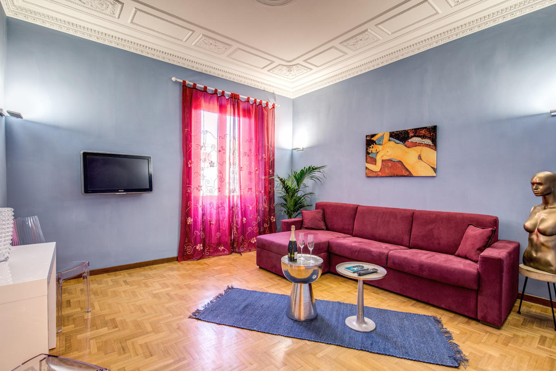 Apartment de Luxe Slide-1