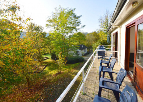 Butterfly cottage 8 guests + 1 baby near Dinant