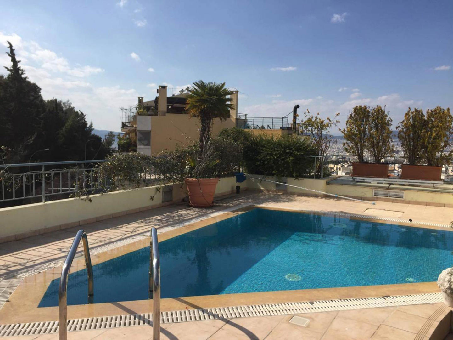 Wondeful Apartment at Lycabettus with private p... Slide-1