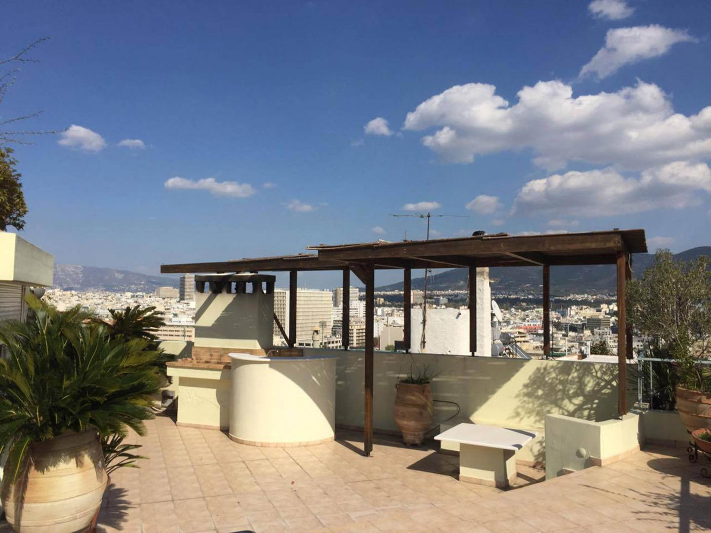 Wondeful Apartment at Lycabettus with private p... Slide-2