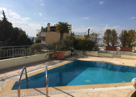 Wondeful Apartment at Lycabettus with private pool and great views of Athens