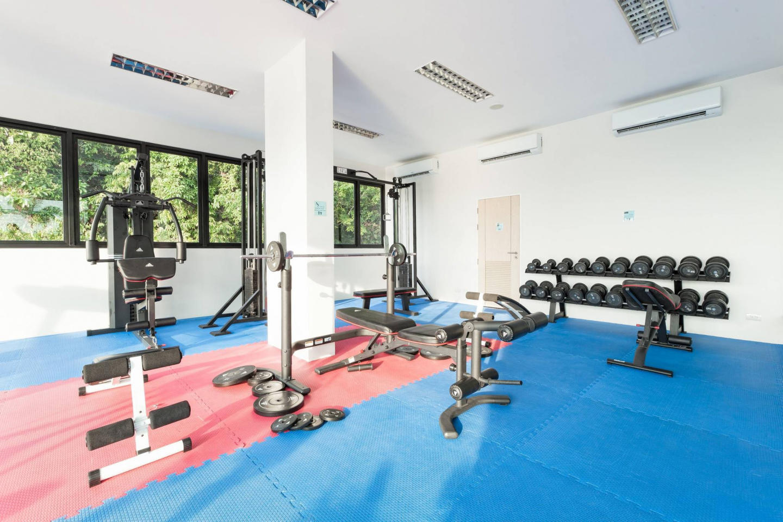 Green Home 1br Terrace, Pool, Gym Near Nice Beach Slide-33