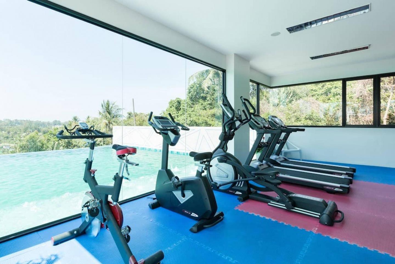 Green Home 1br Terrace, Pool, Gym Near Nice Beach Slide-32